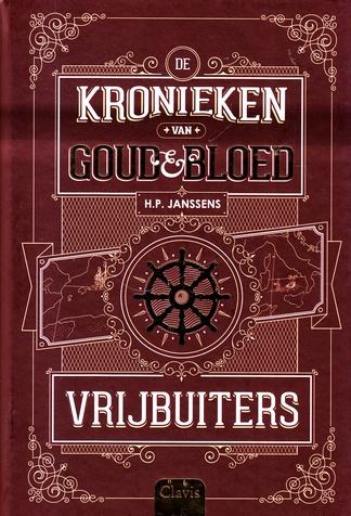 Coverafbeelding van: Vrijbuiters – De kronieken van goud & bloed, deel 2