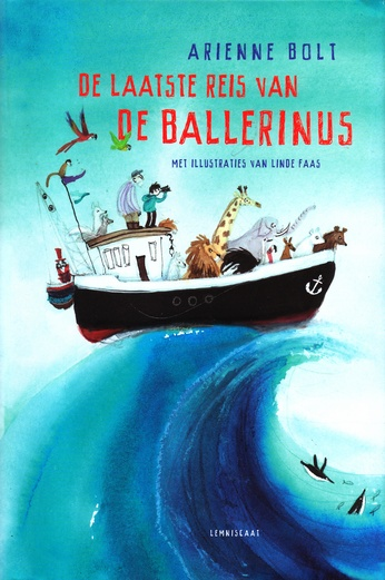 Coverafbeelding van: De laatste reis van de Ballerinus