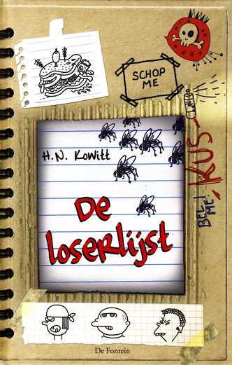 Coverafbeelding van: De loserlijst, deel 1
