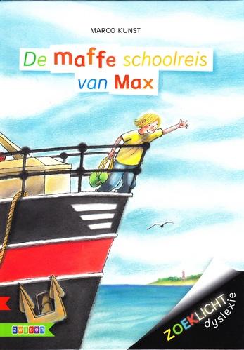 Coverafbeelding van: De maffe schoolreis van Max