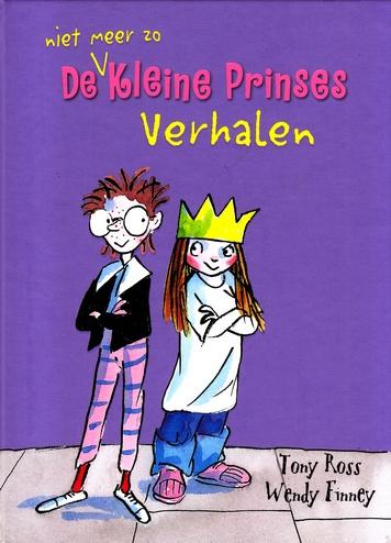Coverafbeelding van: De niet meer zo Kleine Prinses Verhalen