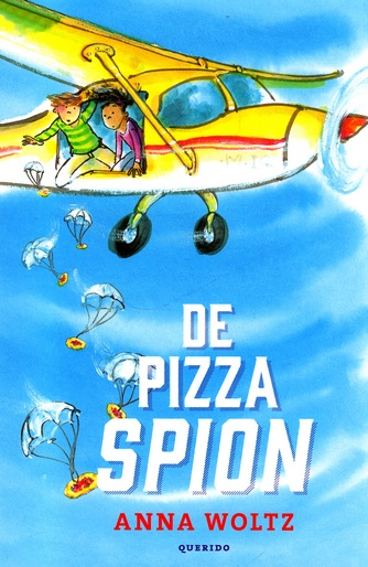 Coverafbeelding van: De pizza-spion