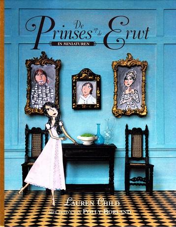 Coverafbeelding van: De prinses op de erwt in miniaturen