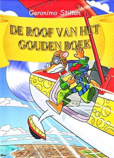 Coverafbeelding van: De roof van het gouden boek