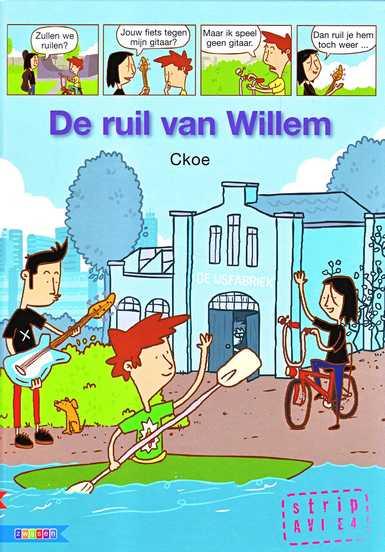 Coverafbeelding van: De ruil van Willem