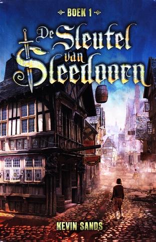 Coverafbeelding van: De sleutel van Sleedoorn – boek 1