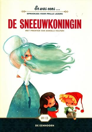 Coverafbeelding van: Er was eens… De Sneeuwkoningin