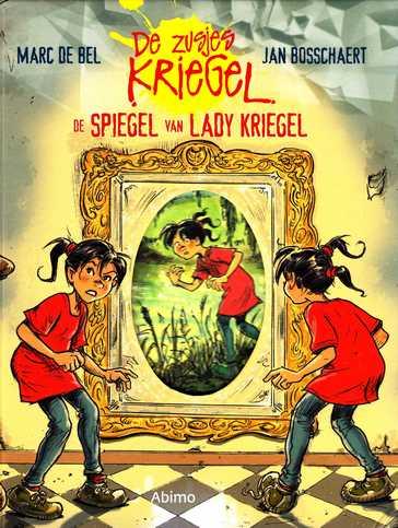 Coverafbeelding van: De spiegel van Lady Kriegel
