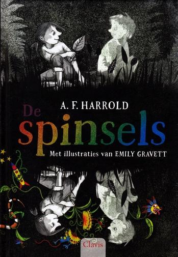 Coverafbeelding van: De Spinsels