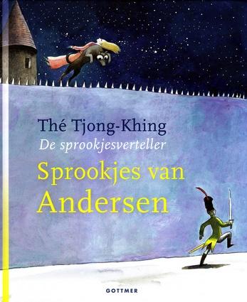 Coverafbeelding van: De sprookjesverteller – Sprookjes van Andersen