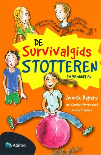 Coverafbeelding van: De survivalgids stotteren en broddelen