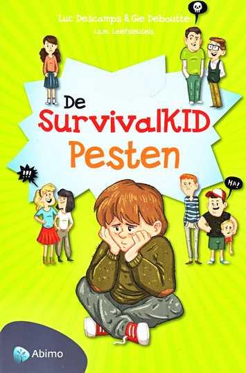 Coverafbeelding van: De SurvivalKID Pesten