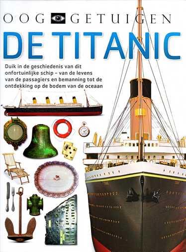 Coverafbeelding van: De Titanic – Ooggetuigen