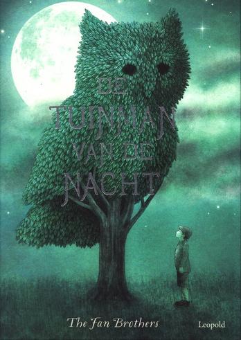 Coverafbeelding van: De tuinman van de nacht
