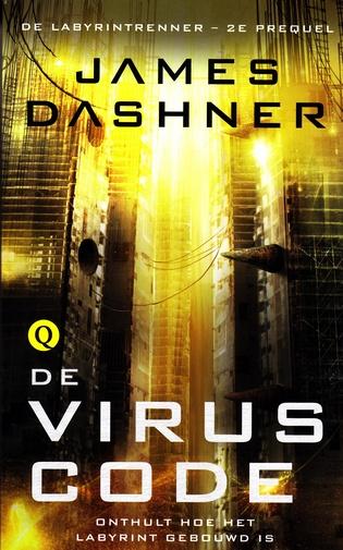 Coverafbeelding van: De viruscode – De labyrintrenner prequel, deel 2