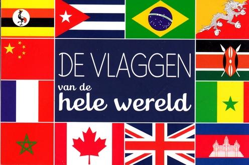 Coverafbeelding van: De vlaggen van de hele wereld