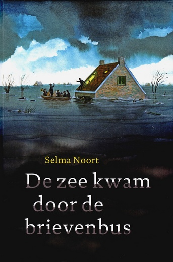 Coverafbeelding van: De zee kwam door de brievenbus