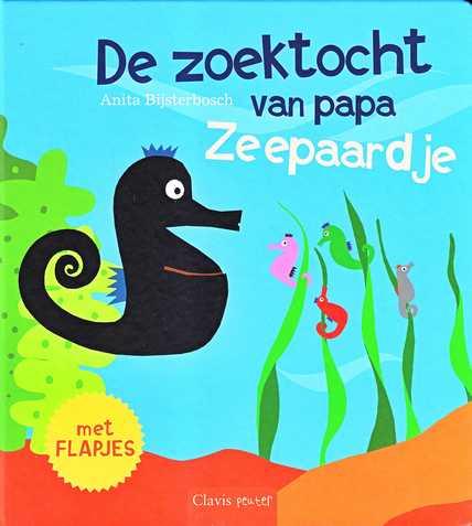 Coverafbeelding van: De zoektocht van papa Zeepaardje