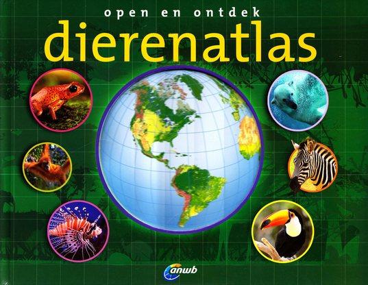 Coverafbeelding van: Dierenatlas