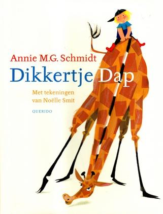 Coverafbeelding van: Dikkertje Dap