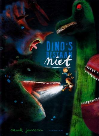 Coverafbeelding van: Dino's bestaan niet