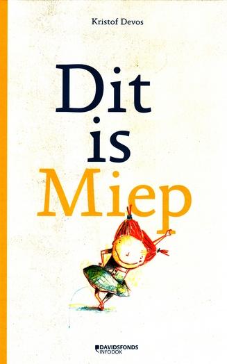 Coverafbeelding van: Dit is Miep