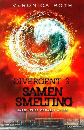 Coverafbeelding van: Samensmelting – Divergent, deel 3