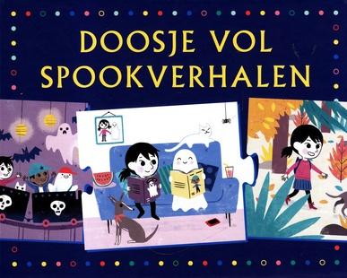 Coverafbeelding van: Doosje vol Spookverhalen