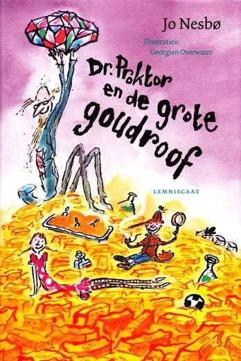 Coverafbeelding van: Dr. Proktor en de grote goudroof