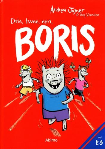Coverafbeelding van: Drie, twee, een, Boris