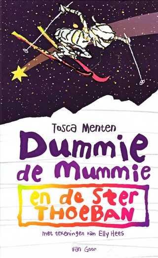 Coverafbeelding van: Dummie de Mummie en de ster Thoeban