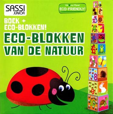 Coverafbeelding van: Eco-Blokken van de Natuur