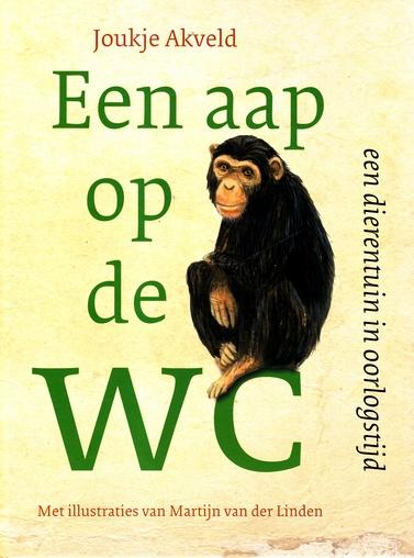 Coverafbeelding van: Een aap op de WC