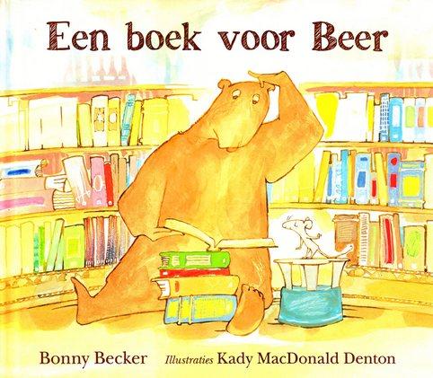Coverafbeelding van: Een boek voor Beer