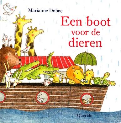 Coverafbeelding van: Een boot voor de dieren
