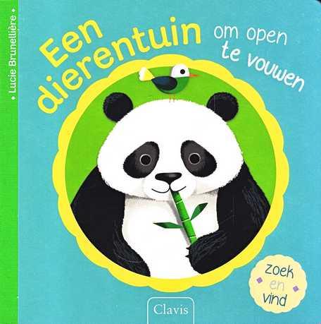 Coverafbeelding van: Een dierentuin om open te vouwen
