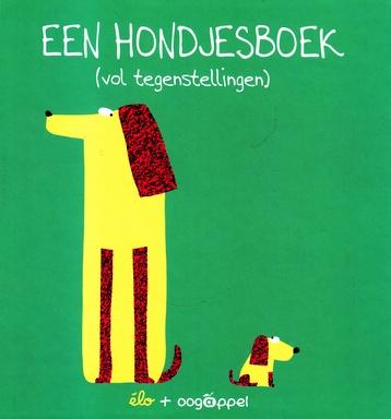 Coverafbeelding van: Een hondjesboek (vol tegenstellingen)