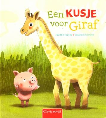Coverafbeelding van: Een kusje voor Giraf
