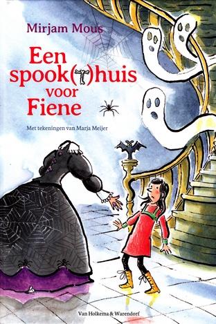 Coverafbeelding van: Een spook(t)huis voor Fiene