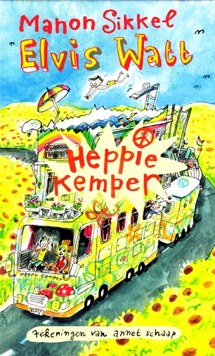 Coverafbeelding van: Heppie Kemper – Elvis Watt, deel 3