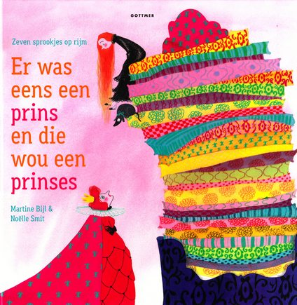 Coverafbeelding van: Er was eens een prins en die wou een prinses (+CD)