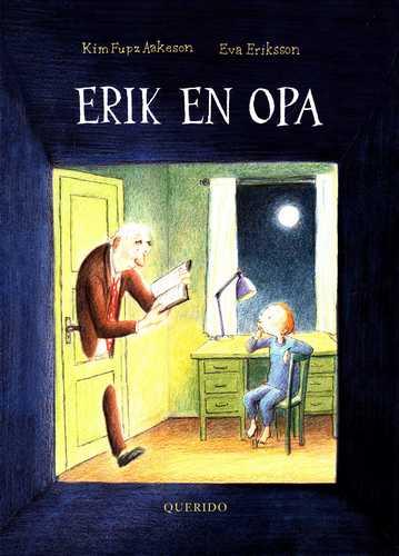 Coverafbeelding van: Erik en opa