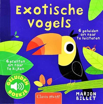 Coverafbeelding van: Exotische vogels