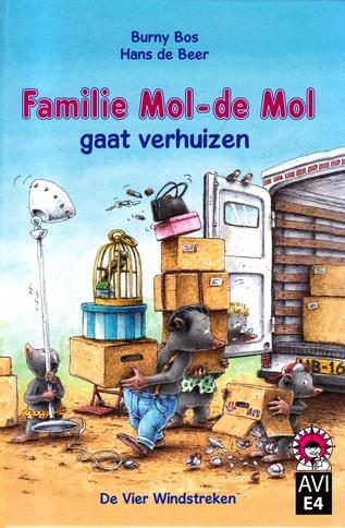 Coverafbeelding van: Familie Mol-de Mol gaat verhuizen