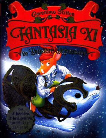 Coverafbeelding van: Fantasia XI: De Duistere Driemaster