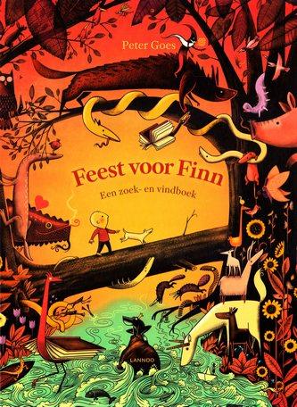 Coverafbeelding van: Feest voor Finn. Een zoek- en vindboek