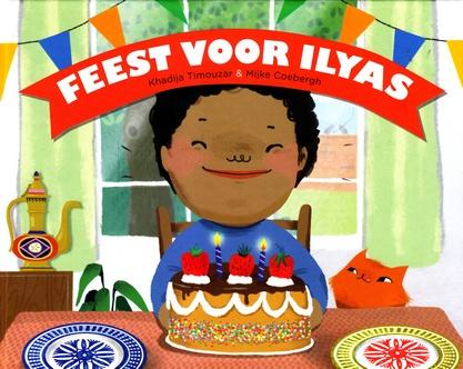 Coverafbeelding van: Feest voor Ilyas