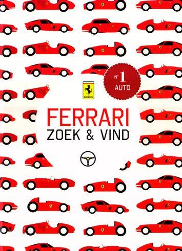 Coverafbeelding van: Ferrari Zoek & Vind