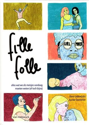 Coverafbeelding van: Fille Folle
