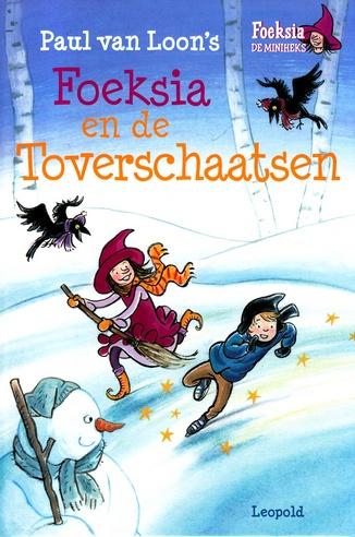 Coverafbeelding van: Foeksia en de toverschaatsen
